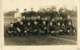 1922 Marysville High School Football Team