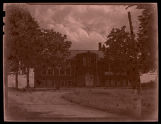 Gahanna school building photograph